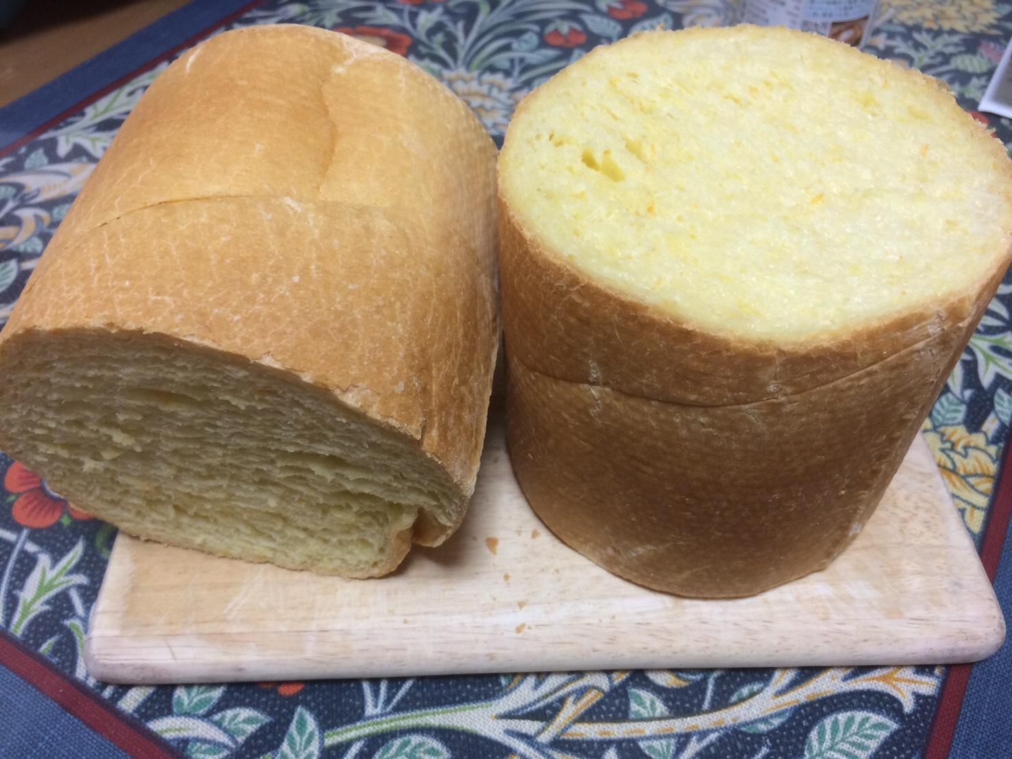ニンジンのパン